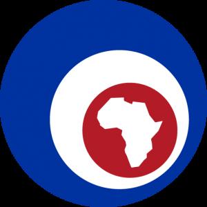 big eye branding for africa icon