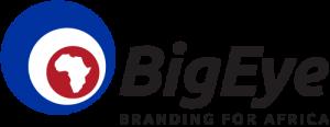 big eye branding logo