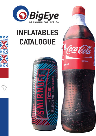 branded inflatables catalogue