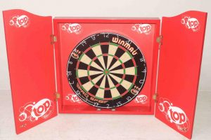 brand activation dart board