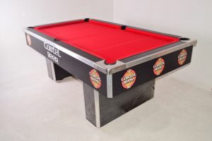 branded pool table