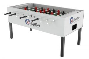 custom foosball table