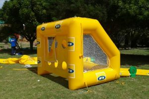 inflatable goals