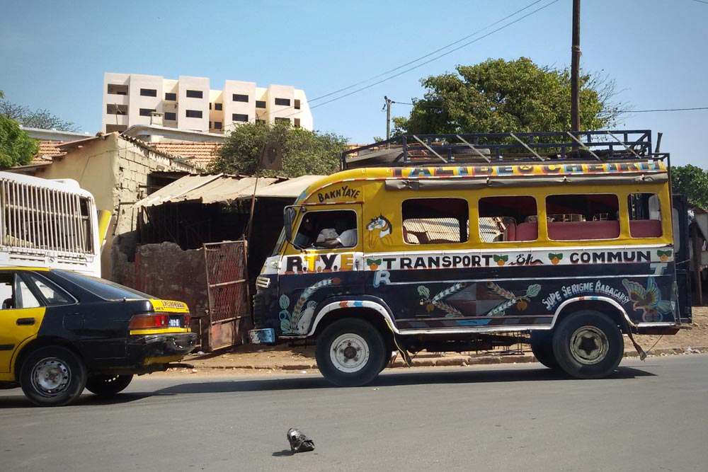 african transport for our promotional items
