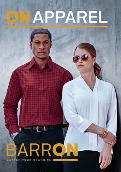 barron apparel catalogue