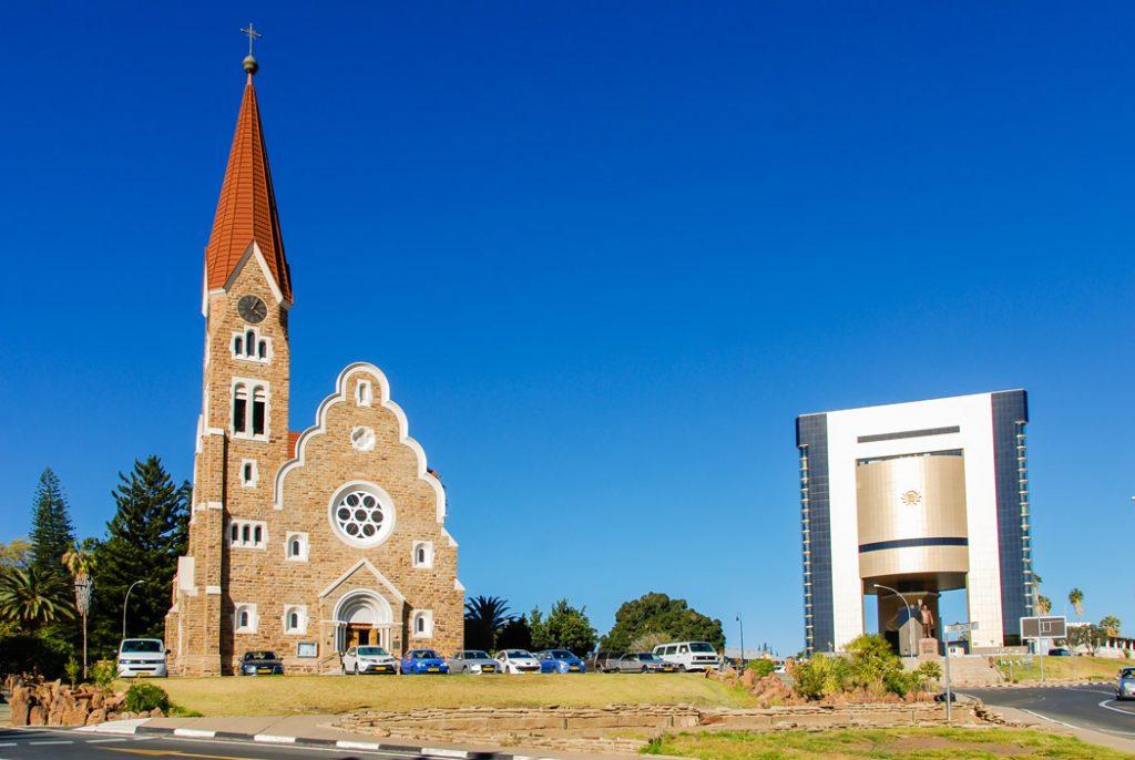 church in namibia