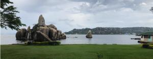 lake in tanzania